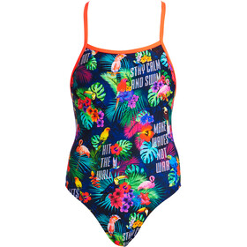 Funkita Tie Me Tight One Piece Swimsuit Damen tropic tag